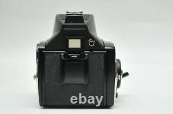 Mamiya M645 1000s Film Camera with Sekor C 80mm f/2.8 N Lens + Finder With120 Back