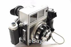 Mamiya Press Super 23 near mint, boxed, collector's condition 6x9 back new seals