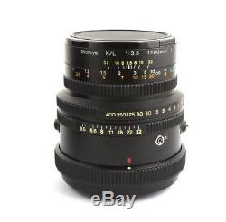 Mamiya RB67 PRO SD 90mm F3.5 KL 120mm FILM BACK SET