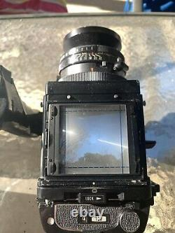 Mamiya RB67 Pro, 90mm, 127mm, Prism Finder, Side Grip, 120 Film Back, 4 RollFilm