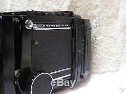Mamiya RB67 Pro Medium Format SLR Film Camera with 127mm sekor c + back