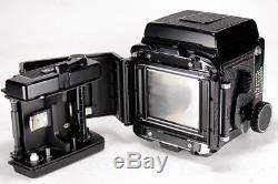 Mamiya RB67 Pro SD Film Camera Body with 120 Film Back