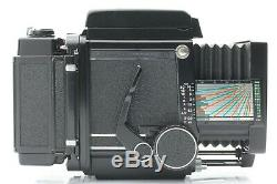 Mamiya RB67 Pro SD with K/L KL 90mm F3.5+Motorized+120 Film Back from Japan 486