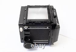 Mamiya RB67 Pro S body + Film Back New Light Seals 120 medium format film camera