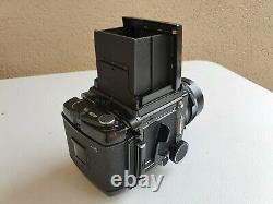 Mamiya RB67 Pro S with Sekor 90mm f3.8 Lens and 120 Film Back