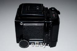 Mamiya RB67 Professional SLR Film Camera Body With220/120 back Excellent+ JAPAN
