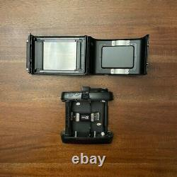Mamiya RB67 Professional with 65mm f/4.5 C lens, 6x7 and 645 120 backs