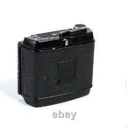 ^ Mamiya RB-67 Professional 120 6x7 Camera with 90mm f3.5 Lens with 1 Back