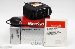 Mamiya RB PRO-S / PRO-SD 70mm FILM HOLDER / FILM BACK
