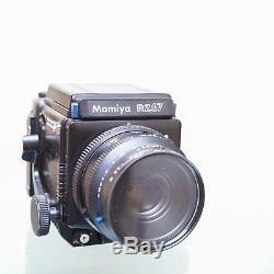 Mamiya RZ67 Medium Format Camera with 127mm Lens, Flash Triggers & Polaroid Back