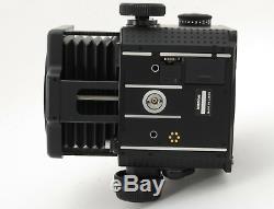 Mamiya RZ67 PRO II Bundle w 110mm Lens, AE Finder II, x2 120 Backs, Winder, Pola