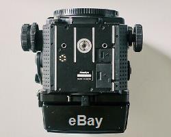Mamiya RZ67 Pro IID Medium Format Camera Body + 120 Film Back Near Mint