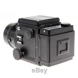 Mamiya RZ67 Pro IID Medium Format Camera with 150mm Lens Finder and 120 Back