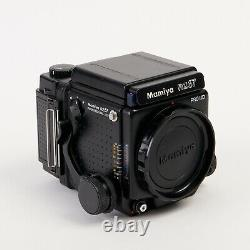 Mamiya RZ67 Pro IID body with back in great condition Tested US Owner/Seller