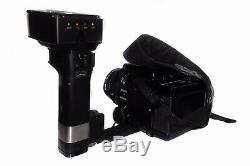 Mamiya RZ67 Pro II + 110mm Lens + Polaroid Back (NEAR MINT)