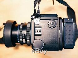 Mamiya RZ67 Pro II 6x7 Medium Format Camera Kit + 90mm Lens + 120 Film Back