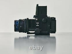 Mamiya RZ67 Pro II Camera + 140mm Lens + Pro II 120 Film Back + 6 mths Warranty