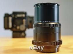 Mamiya RZ67 Pro II Camera + 90mm + 250mm Lens + Winder II + 220 Pro II Film Back