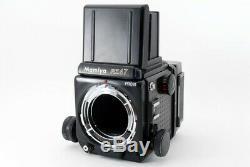 Mamiya RZ67 Pro II Camera Body Exc+++ withWaist Level Finder, 120 Film Back4268