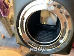 Mamiya RZ67 Pro II Medium Format SLR, 180mm, 140mm Macro, 2 Extender Tubes, Back
