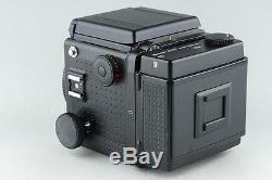 Mamiya RZ67 Pro II Medium Format SLR Film Camera + 120 Film Back #12419E5