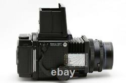 Mamiya RZ67 Pro II with Sekor Z 127mm f3.8, 120 Film back From JAPAN EXC+++++ #3