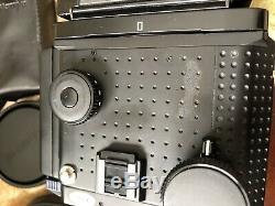 Mamiya RZ67 Pro Sekor Z 50mm F145 W. 120 film back Plus Accessories