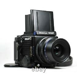 Mamiya RZ67 Pro with Sekor Z 90mm f3.5 Lens 120 Back + WLF Brightscreen EX+++