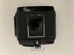 Mamiya rb67 pro s with sekor c 90mm f 3.8 with 6x7 and 6x4.5 film backs