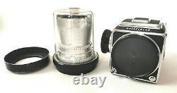 Medium Format Camera Hasselblad 500 c/m Distagon 4.0/50 Filmback A12