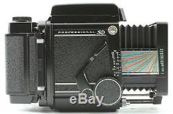 Mint Mamiya RB67 Pro SD + K/L KL 127mm f3.5 Lens + 120 Film Back JAPAN 351