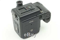 Mint Pentax 645NII Camera+SMC A 75mm f2.8 MF Lens+120 Film Back From Japan