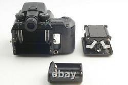 Mint Pentax 645N II NII Medium Format Camera Body 120 Film Back From Japan 548