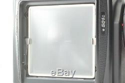 Mint in BOX Hasselblad 501C Black 80mm F2.8 Lens A12 Type iii Film Back Japan