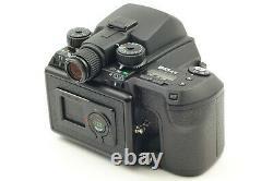 Mint in Box PENTAX 645N II NII Film Camera Body with 120 Film back holders Japan