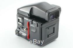 NEAR MINTMAMIYA 645 Pro TL Body with 120 Film Back Winder Glip From Japan #348