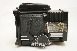 NEAR MINTMamiya RB67 Pro + SEKOR 127mm F3.8 Lens + 120 220 Film Back + Hood