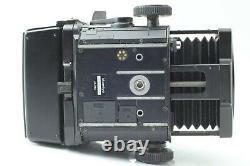 NEAR MINTMamiya RZ67 Pro + Sekor Z 90mm f/3.5 W 120 Film Back From Japan 1402