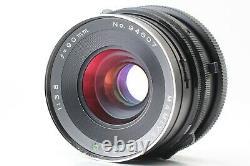 NEAR MINT+2 Mamiya RB67 Pro S + Sekor C 90mm f/3.8 + 120 Film Back Japan 1260