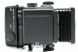 NEAR MINT+3 Mamiya RZ67 Pro II Sekor Z 110mm F/2.8 W + 120 220 Film Back JAPAN