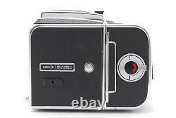 NEAR MINT HASSELBLAD 500C/M CM Planar 80mm F/2.8 A12 II Film Back From JAPAN