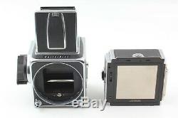 NEAR MINT+++ Hasselblad 500C/M 500CM Camera with A12 Film Back From JAPAN #258