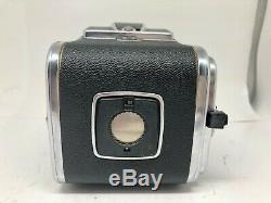 NEAR MINT Hasselblad 500C/M CM 6x6 Camera Body + A12 II Film Back From Japan