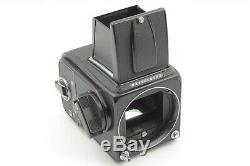 NEAR MINT Hasselblad 500C/M CM Black Camera + A12 II Film Back From Japan #509