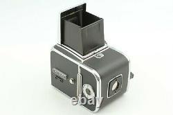 NEAR MINT Hasselblad 500C + Planar C 80mm f/2.8 Lens + A12 II Film Back Japan