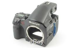 NEAR MINT MAMIYA 645 AFD with AF 80mm f2.8 & 120 Film Back from JAPAN E-0423