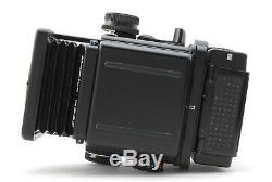 NEAR MINT MAMIYA RZ67 PRO II +Sekor Z 110mm f/2.8 W + 120 220 Back winder