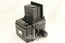NEAR MINT+++MAMIYA RZ67 Pro II SEKOR Z 110mm f/2.8 W + 120 Back from JAPAN