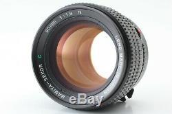 NEAR MINT+++ Mamiya 645 Pro TL + C 80mm F1.9 N + 120 Film Back From Japan #608