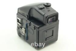 NEAR MINT Mamiya 645 Pro with Sekor C 80mm f/2.8 N + 120 Film Back from Japan